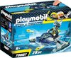 PLAYMOBIL® 70007 Team S.H.A.R.K. Rocket Rafter
