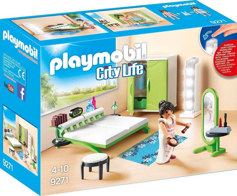 PLAYMOBIL® 9271 Schlafzimmer jetzt besonders günstig!