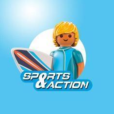 PLAYMOBIL® Click & Go, Racers, Outdoor Action