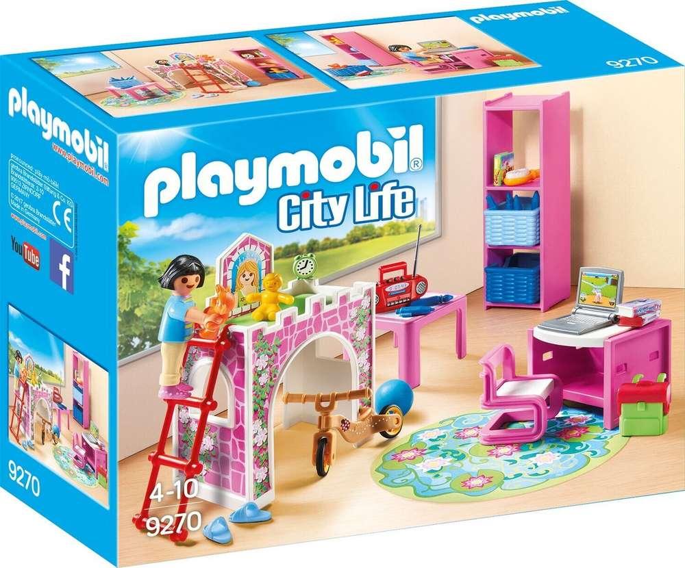 PLAYMOBIL® 9270 Fröhliches Kinderzimmer jetzt besonders günstig!