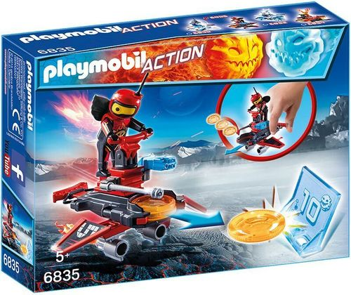 PLAYMOBIL® 6835 Firebot mit Disc-Shooter
